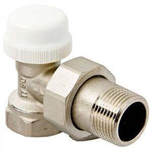 клапана термостатические радиаторные