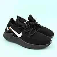 Кроссовки черные подростковые текстильные тм Violeta размер 36,39,40,41