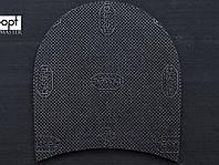 Набойка полиуретановая BISSELL, art.6003, р. средний, цв. черный