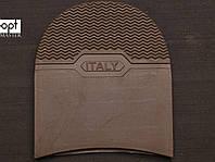 Набойка мужская ITALY (Китай), т. 7.0 мм, р.4, цв. коричневый