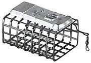 Кормушка фидерная Jaxon AV-PA прямоугольная открытая (25/32/37мм 20г)