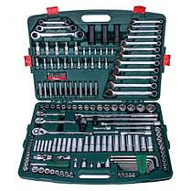 """Набор инструмента 163 предмета 1/4"""", 3/8"""",1/2"""" (TK-163 HANS tools), фото 3"""