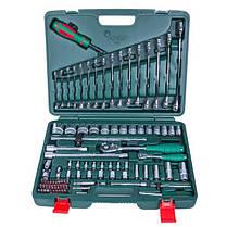 """Набор инструмента 95 предметов 1/4"""", 1/2"""" (TK-95 HANS tools), фото 3"""