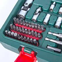 """Набор инструмента 95 предметов 1/4"""", 1/2"""" (TK-95 HANS tools), фото 2"""