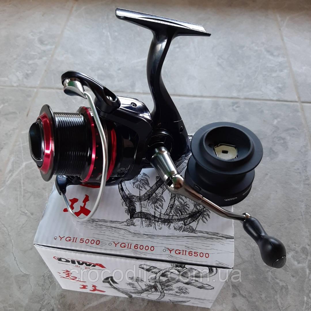 Фидерная катушка Diwa YG II 5000 ( Shark XT 5000)