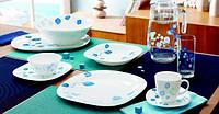 Misty Blue Сервиз столовый 46 пр. Luminarc H7220, фото 1