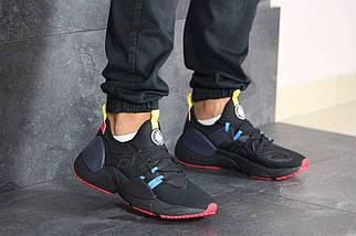 Мужские кроссовки Huarache черные, фото 3