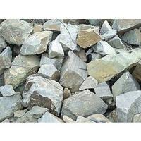 Бутовый камень фракции 200-400 мм серый