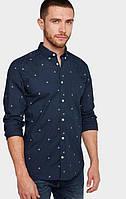 Мужская синяя рубашка TOM TAILOR Denim TT 10128260010 18999