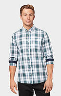 Мужская зелёная футболка TOM TAILOR Denim TT 10128230010 18988