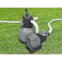 28648 Песочный фильтр-насос для бассейна Intex POMPA PIASKOWA INTEX 10500 L/H