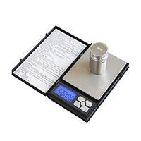 Весы ювелирные электронные 0,01-500 гр Notebook Series Digital Scale