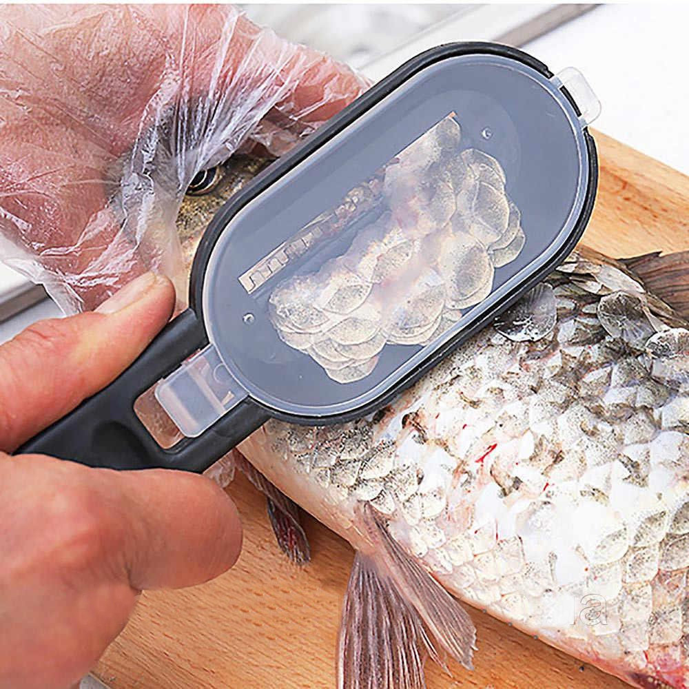 Чистка для риби Fish scales WIPER CLEANING