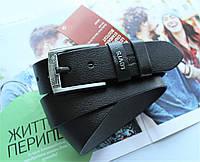 Модный кожаный ремень LEVIS, фото 1