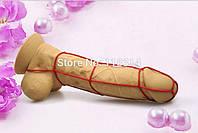 Секс игрушка -  оригинальная силиконовая насадка