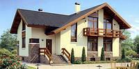Строительство коттеджей домов из кирпича