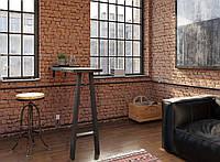 Барная стойка пристенная в стиле LOFT (NS-970003944)