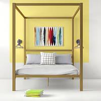 Кровать в стиле LOFT (NS-970003225), фото 1