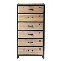 Шкаф для хранения в стиле LOFT (NS-970002352)