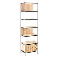 Шкаф-стеллаж для хранения в стиле LOFT (NS-970002354)