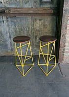 Барный стул в стиле LOFT (NS-970001811)