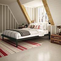 Кровать без изголовья в стиле LOFT (NS-970003239), фото 1