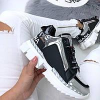 Женские кроссовки на полную ногу, фото 1