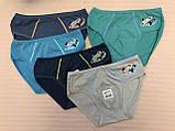 Детские-Подростковые трусы плавки для мальчиков 6-8 лет,,DONI,,, фото 2