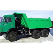 Доставка гранитного щебня фракции 5-10 мм КамаАЗ 15 т