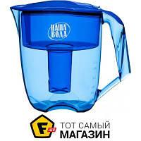 Фильтр для воды Наша Вода Максима синий