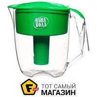 Фильтр для воды Наша Вода Максима зеленый