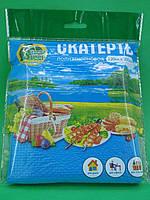 Скатертина п\е (120x200) Супер торба синя (1 шт) заходь на сайт Уманьпак