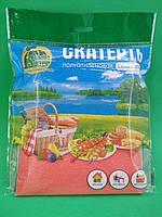 Одноразова Скатертину (120x200) Супер торба червона (1 шт)заходь на сайт Уманьпак