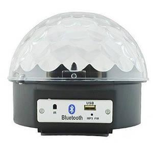 Светодиодный музыкальный диско-шар Led Music Ball Bluetooth 150751