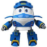 Игрушка Роботы Поезда - Трансформер Кей, 10 см, Silverlit (Оригинал)