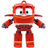 Роботы Поезда, Трансформер Альф - Игрушка РобоПоезда (Robot Trains), 10 см Silverlit