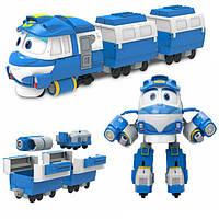 Игровой набор Трансформер Кей - Игрушка Роботы Поезда (Robot Trains), Silverlit