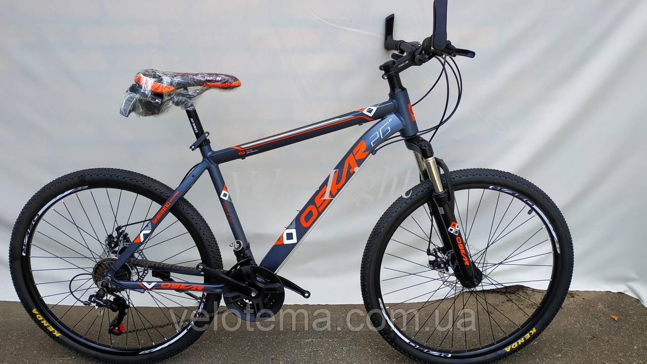 Алюмінієвий велосипед MTB Oskar carter 26