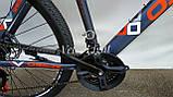 Алюмінієвий велосипед MTB Oskar carter 26, фото 6