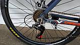 Алюмінієвий велосипед MTB Oskar carter 26, фото 7
