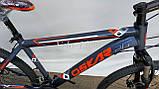 Алюмінієвий велосипед MTB Oskar carter 26, фото 10
