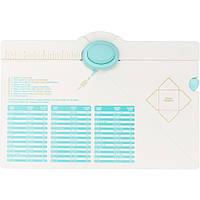 Биговальная доска для создания конвертов ENVELOPE PUNCH BOARD