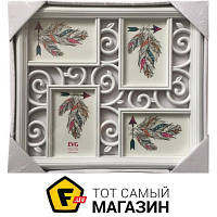 Фоторамка EVG Fresh 8165-4 White Collage 4