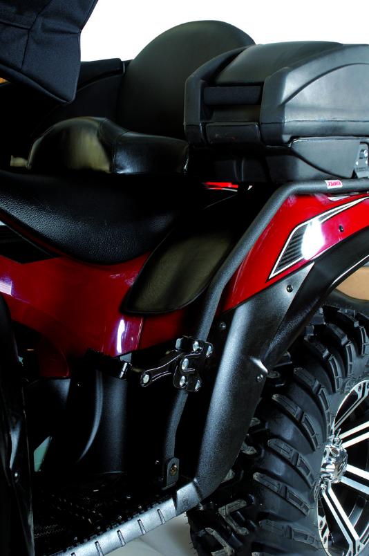 Защита Kimpex боковых крыльев квадроцикла Arctic Cat 450/500/550/650/700/1000