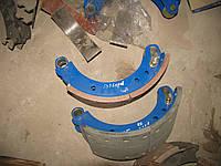 Колодка тормозная МАЗ-64229,5551 с накладкой правая (ширина 160мм)