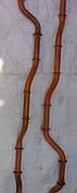Вал соломотряса провідний і ведений Єнісей КЗС-960