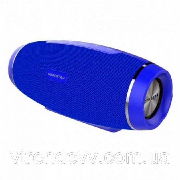 Колонка портативная Hopestar H27 Original синяя