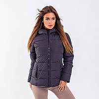 Женская куртка Indigo N 009TT ANTHRACITE
