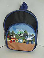 Рюкзак для мальчика poly robocar. Копия, фото 1