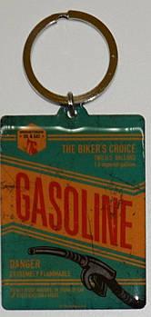 Брелок Nostalgic-Art Gasoline